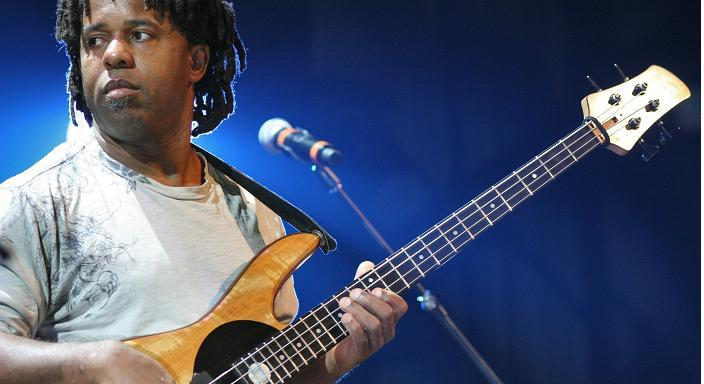 Music IS a language, and VICTOR WOOTEN is a true poet.