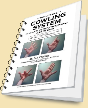 THESE Hand Strengthening Exercises for Musicians have been proven to work for over a century.